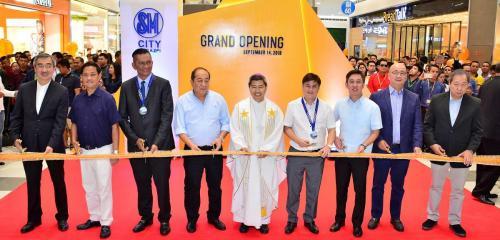 SM Legazpi Opening